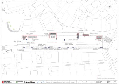 Proyecto constructivo de la prolongación de la línea de FGC en Sabadell